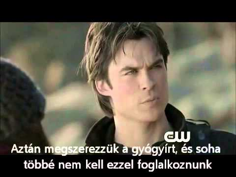 The Vampire Diaries - Into The Wild webclip (hungarian sub - magyar felirattal)