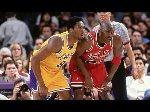 Michael Jordan vs Kobe Bryant: Duel of Icons