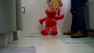 Elmo goes potty.MOV