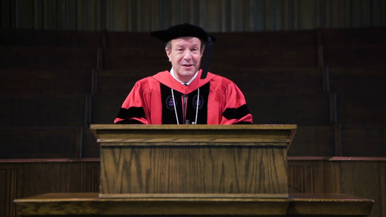Although we are not able to gather in person this year, we nonetheless mark this signal occasion as we begin a new academic year. A virtual Opening Convocation will be presented on the first day of classes (Monday, September 14) at 12:30 p.m. Central Time. It will feature remarks from President Poskanzer and a keynote address by Stacey Abrams.