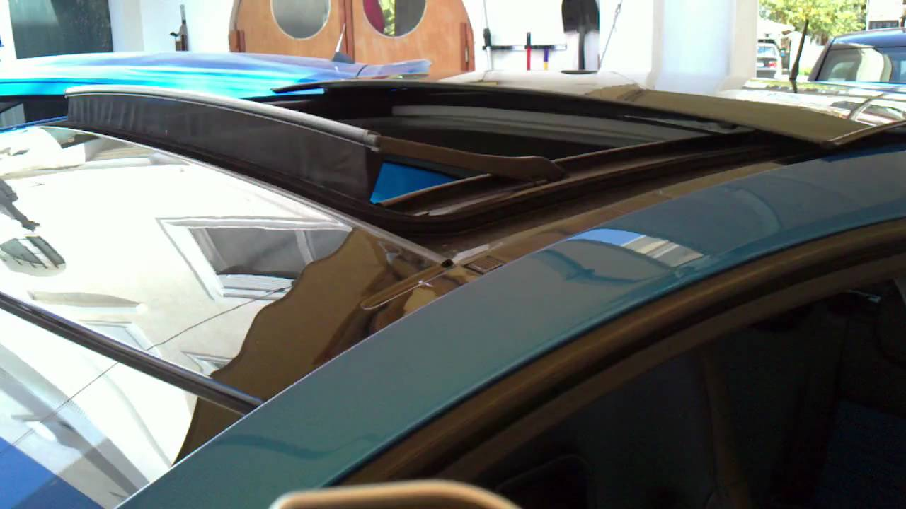 Opel Corsa Opc Viper 5902 Sunroof Open Close By