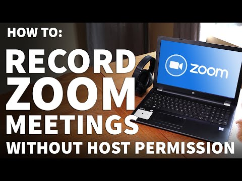 how-to-record-zoom-meeting-without-host-permission---record-zoom-free-on-windows-with-obs-studio
