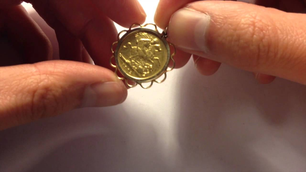 half sovereign rings ring