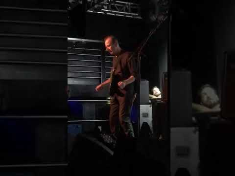 Hugh Cornwell Edinburgh 15th Nov 2019