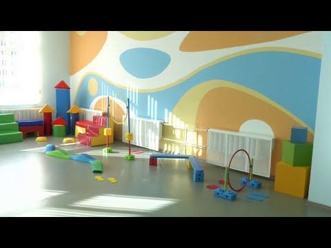Открытие нового детского сада
