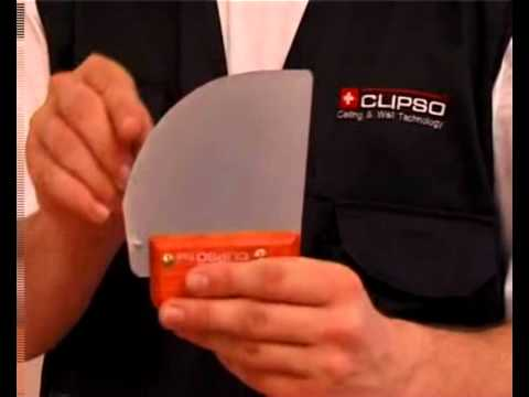 видео: Монтаж тканевого потолка clipso.wmv