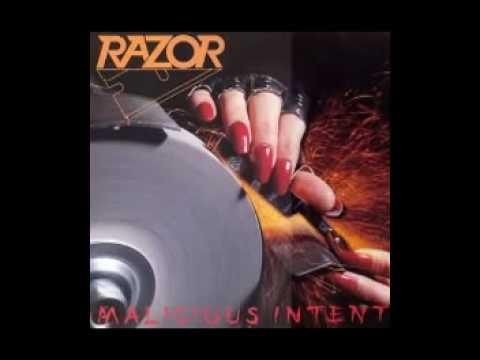 Razor - High Speed Metal