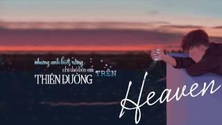 Heaven (Thiên Đường) - Andiez [Lyrics]