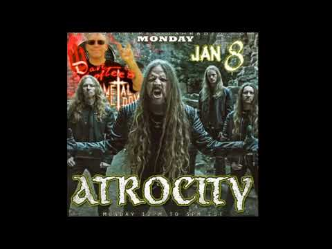 DAVE SOFTEE INTERVIEWS  ATROCITY ON METAL MESSIAH RADIO