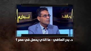 د. بدر الماضي - ما الذي يحصل في مصر ؟