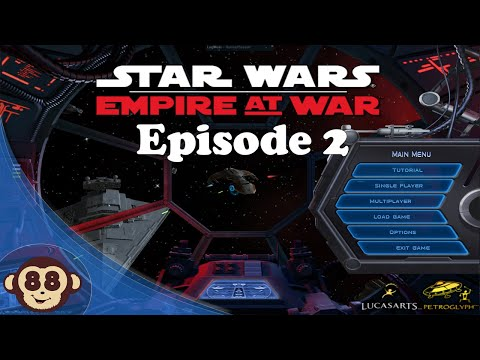 It's A Trap!! - Episode 2 | Star Wars: Empire At War
