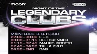 Talla 2XLC @ Night Of The Legendary Clubs | Technoclub Frankfurt | Club Moon13 (Cocoon)