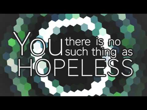 The Color - No Such Thing As Hopeless (OFFICIAL LYRIC VIDEO)