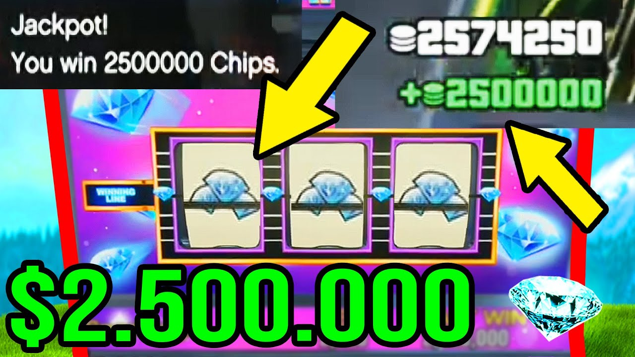 Gta V Slot Machine Glitch