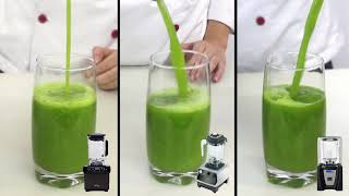 Teste Liquidificador Profissional - Suco Detox