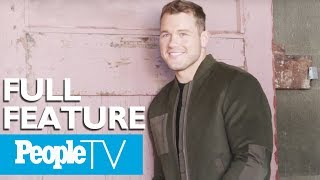 The Bachelor's Colton Underwood On Looking For Love & Being A Virgin On The Show (FULL) | PeopleTV