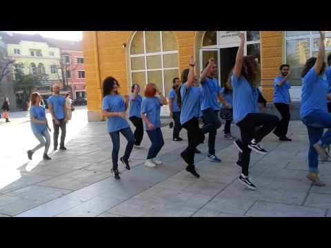 Flashmob - Sliven - Bulgaria October 2013