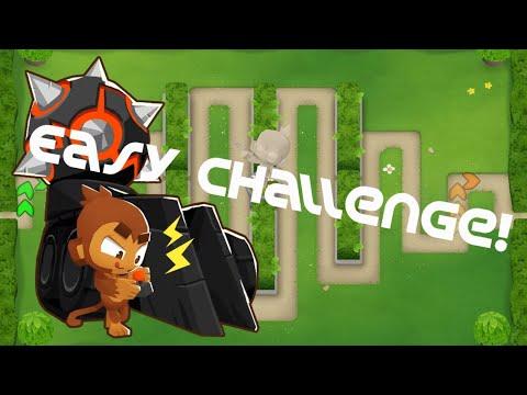 BTD6 Advanced Challenge - Brain Dead Easy - July 22, 2019
