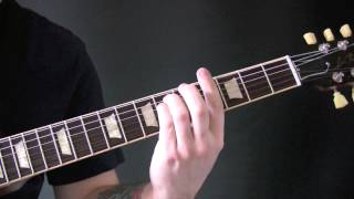 Womack & Womack Teardrops Guitar Chords Lesson