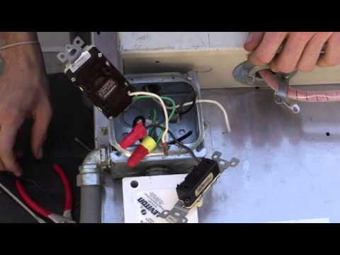 how to install a 110 volt outlet and switch how to install a 110 volt outlet and switch