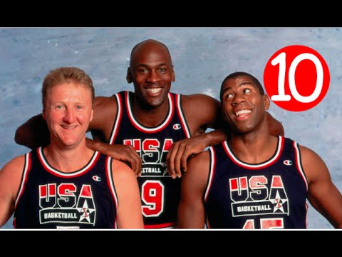 USA Basketball: Top 10 Plays Of All Time