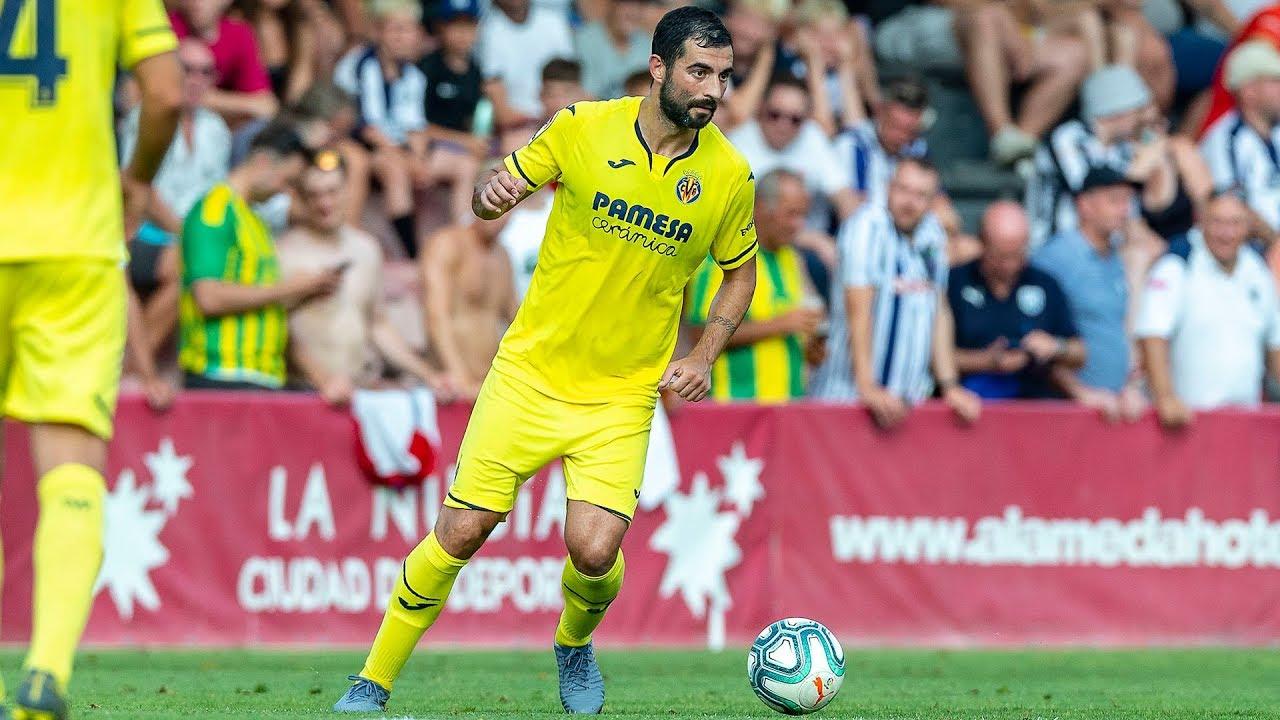 Raúl Albiol - post West Bromwich Albion