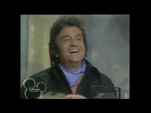Muppet Songs: Johnny Cash And Miss Piggy - Orange Blossom Special/Jackson