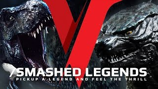 WHO`S THE BEST? ▻T-Rex VS Godzilla◅ Click here to SUBSCRIBE ▻ http:...