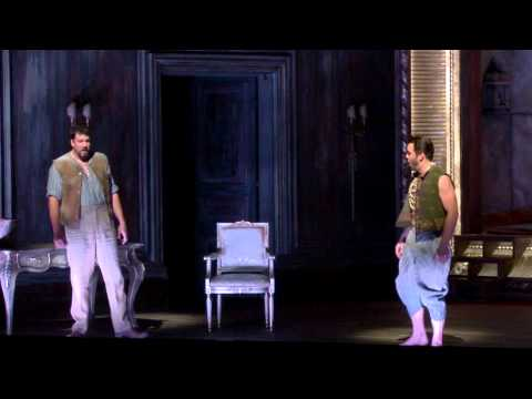 The Pearl Fishers: Santa Fe Opera:  Act I Duet By Nadir And Zurga
