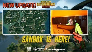 🔴#  paytmdonations on screen #Newupdate 0.8.0 #Pubgmobile SANHOK IS HERE! New guns and car!  #160
