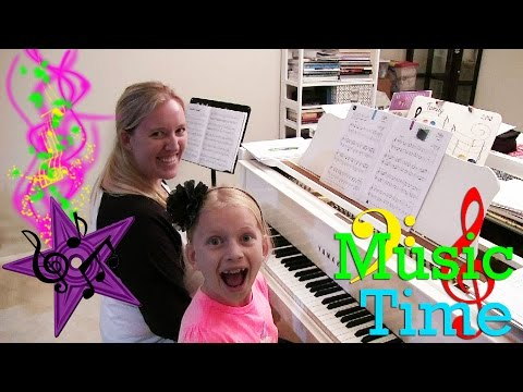 Family Fun Pack Time for Piano Duets!!