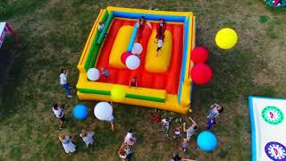 Шоу гигантских воздушных шаров. Супер день рождения!