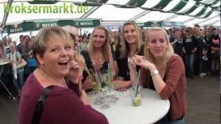 Brokser Heiratsmarkt 2012- Junggesellen Versteigerung