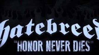 Hatebreed - Honor Never Dies (Subtítulos en español)