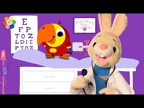 Vocabulary For Kids - Doctor | Learning With Harry and Larry | Educational Videos by Baby First TV