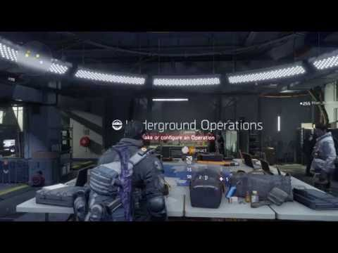 The Division - Journey to The Underground! Fail.... Unfortunately...
