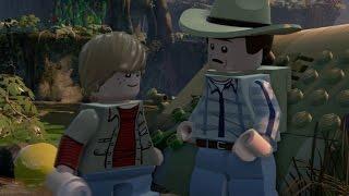LEGO Jurassic World Walkthrough Part 14: Eric Kirby (Jurassic Park 3) thumbnail