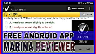 MARINA LICENSURE Reviewer | For android phones