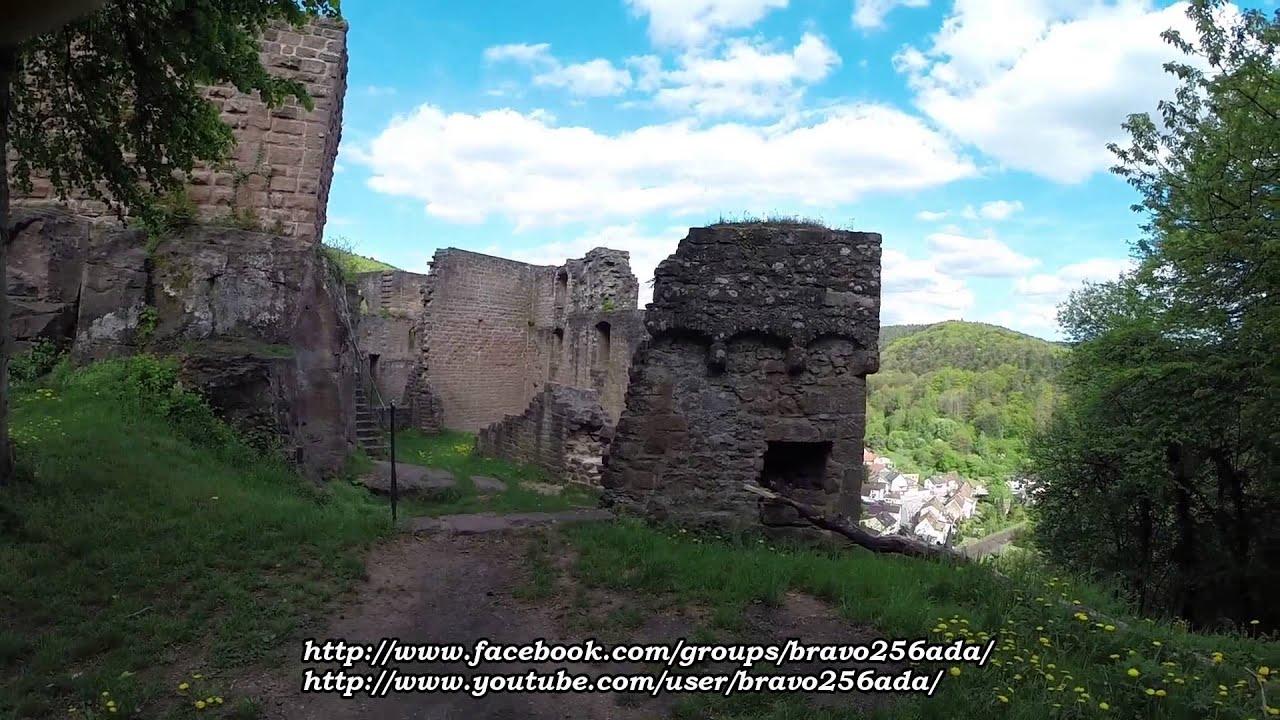 Frankenstein Castle, Palatinate 2015 - YouTube
