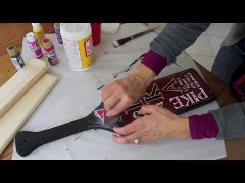 Greek Paddle Tutorial - YouTube