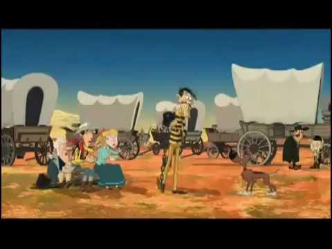 Tous à l'Ouest : une aventure de Lucky Luke (Bande Annonce) poster