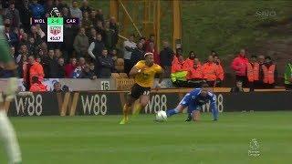 Adama Traoré vs Cardiff (Home) 02/03/2019