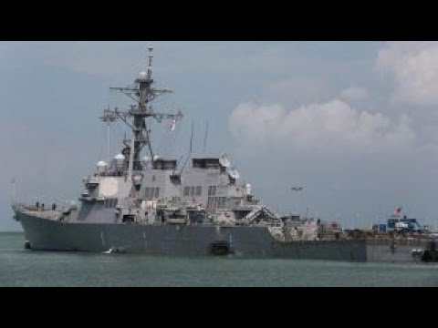 USS McCain crash caused by cyber attack?