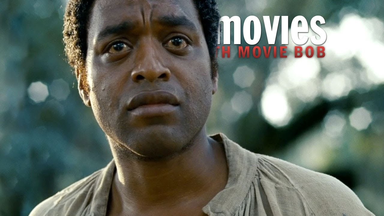 12 YEARS A SLAVE (Escape to the Movies)