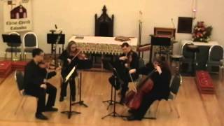 Antonin Dvorak String Quartet No. 10 in E-flat Major, Op. 51, Mvt. 2 Dumka (Elegie)