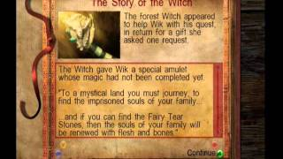 Wik & The Fable of Souls part 1