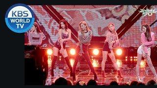 [4K][FOCUSED] Red Velvet - RBB [Music Bank / 2018.12.07]