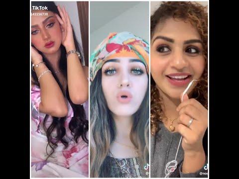 Arabic Girls Part-1  (Bahrain TikToker)