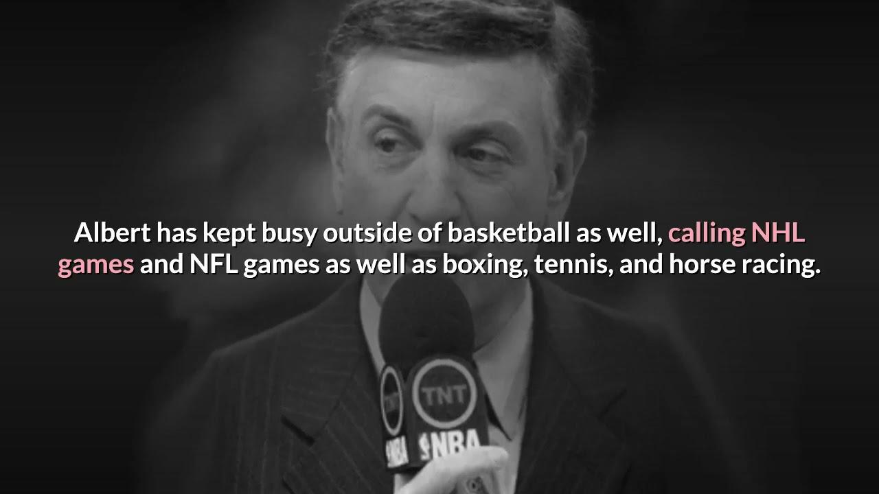 Yes: Marv Albert, NBA's 'soundtrack,' retiring before Finals