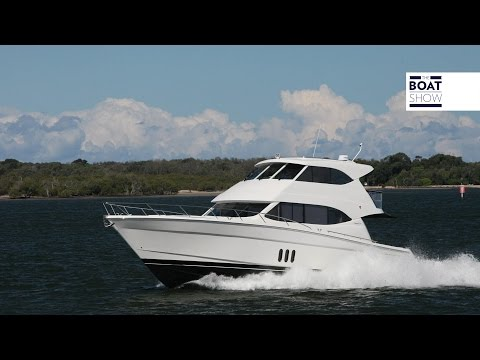 [ENG] MARITIMO M 59 - 4K Resolution - The Boat Show